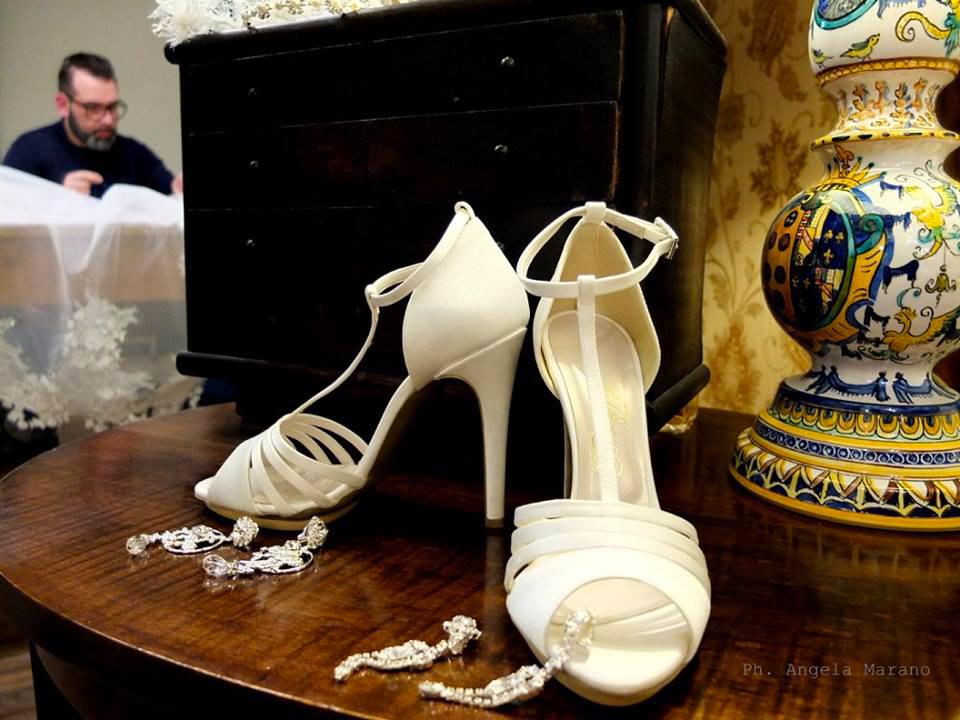 Scarpe Sposa Su Misura Roma.Calzature Da Sposa Roma Gian Paolo Zuccarello Couture