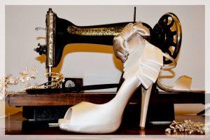 Scarpe sposa su misura